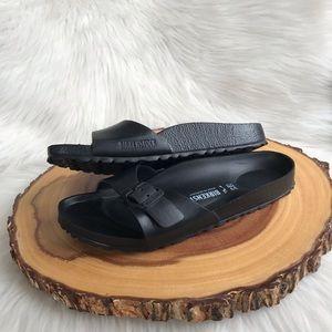 Birkenstock slide sandals